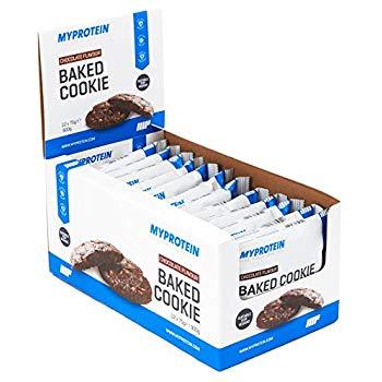 マイプロテインのベイクドクッキー チョコレート味