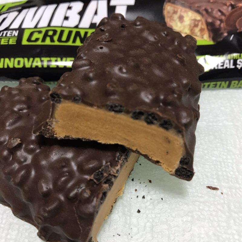 マッスルファーム コンバットクランチ チョコレートピーナッツバター味