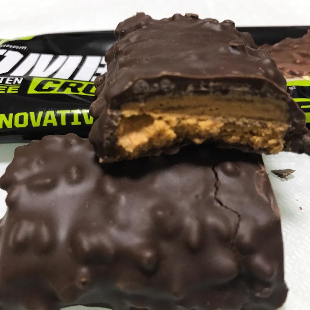 マッスルファームのコンバットクランチ チョコレートチップクッキードゥ味