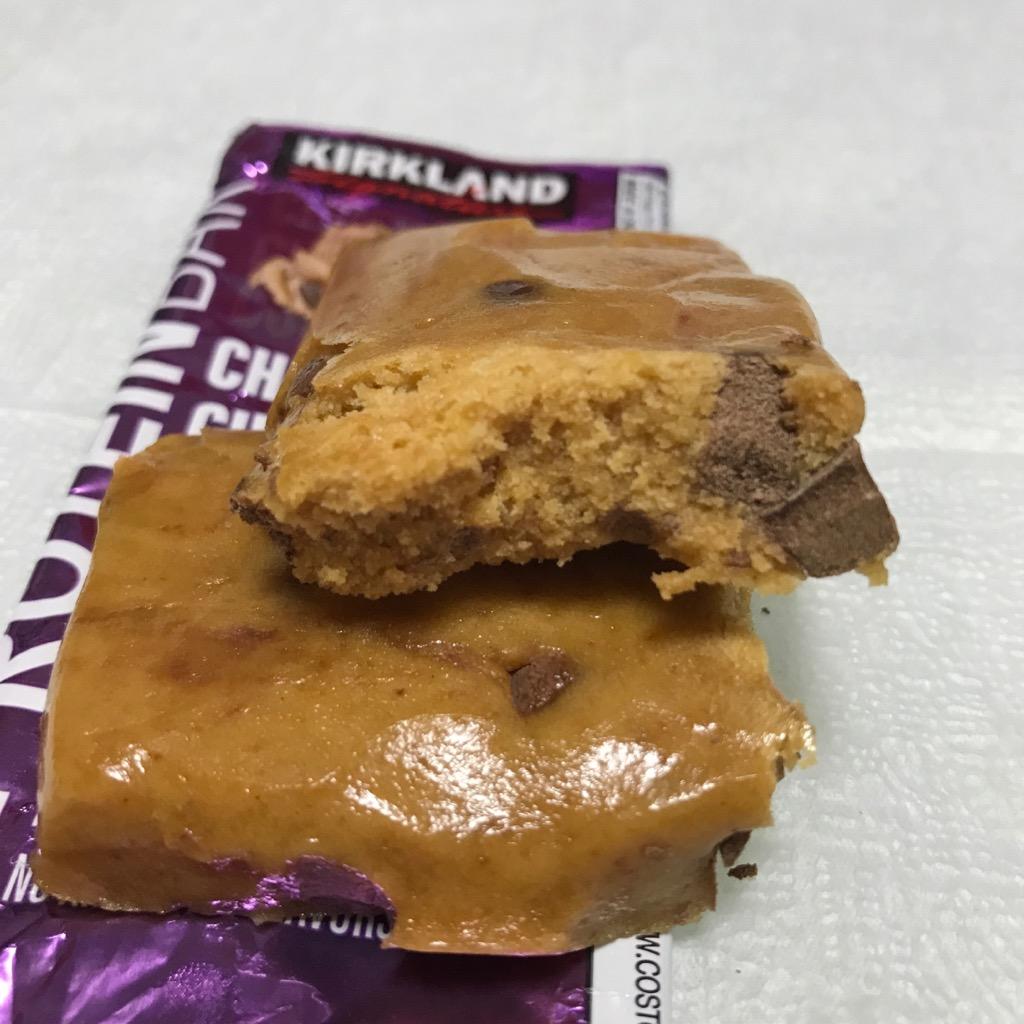 カークランドのチョコレートチップクッキードゥ