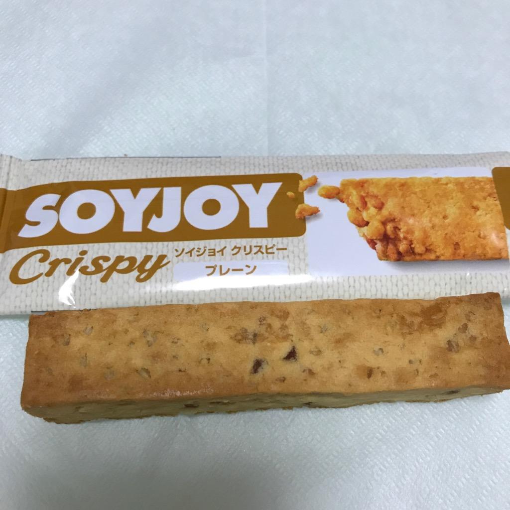 大塚製薬のソイジョイクリスピー プレーン
