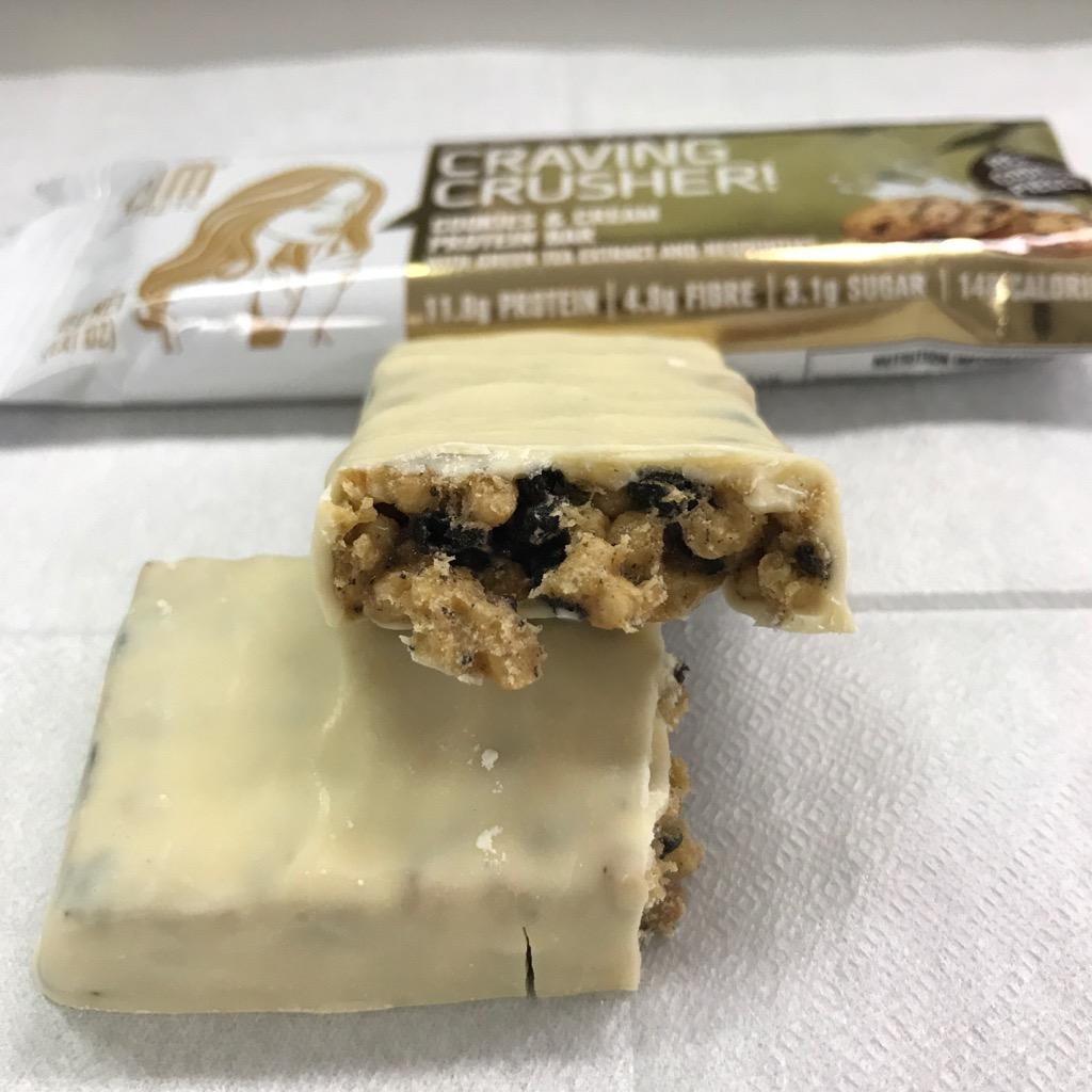 スリムシークレットのクッキー&クリーム