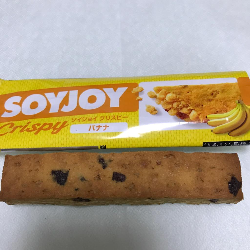 大塚製薬のソイジョイのバナナ