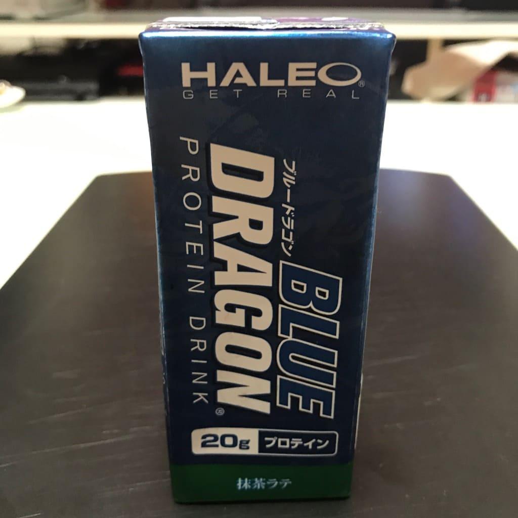 ハレオ(HALEO)のブルードラゴンの抹茶ラテ