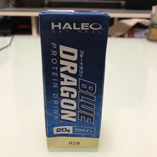 ハレオ(HALEO)のブルードラゴンのバニラ